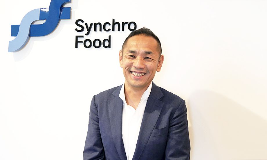 Synchro Food Shinichi Fujishiro