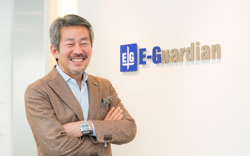 e-Guardian Takatani Yasuhisa