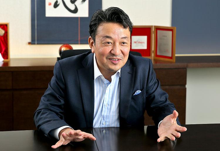 MS Japan Takahiro Arimoto