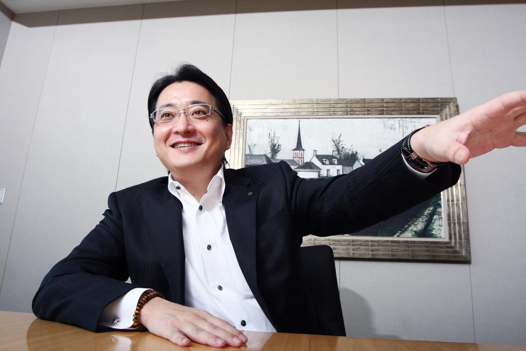 Park24 Koichi Nishikawa