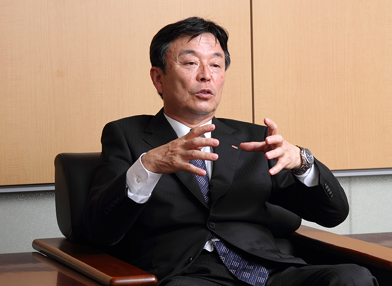 TOCALO Noriyuki Mifuni
